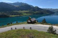 La sixième étape de la Haute Route des Alpes