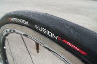 Test des pneus Hutchinson Fusion 5