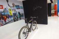 Le vélo Colnago du Champion du monde de Cyclo-cross Wout Van Aert