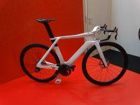 Le vélo du futur ? Un beau prototype