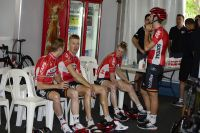 L'équipe Lotto-Soudal sans André Greipel au Tour Down Under