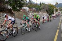 Le peloton scindé sur les routes de Majorque