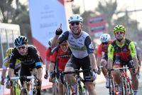 Mark Cavendish retrouve la victoire à Abu Dhabi