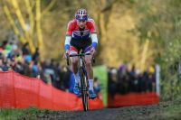 Mathieu Van Der Poel fait le break