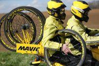 L'assistance Mavic particulièrement utile sur les pavés...