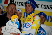 Matthieu Ladagnous en jaune