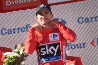 Michal Kwiatkowski prend le maillot rouge