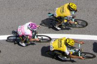Le Team LottoNL-Jumbo pour le Giro