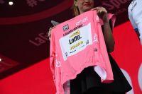 Le maillot rose attend Steven Kruijswijk