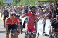 Nacer Bouhanni s'impose au sprint à Saint-Vulbas