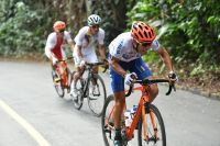 Nibali à l'attaque dans Vista Chinesa
