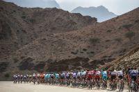 Le peloton visite Oman