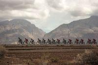 Ciel menaçant sur le Tour d'Oman