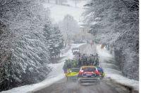 Et le peloton de Paris-Nice disparaît en voiture !
