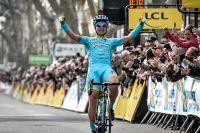 Alexey Lutsenko victorieux à Salon-de-Provence