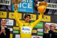 Michael Matthews reste en jaune