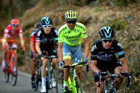 Sergio Henao emmène un groupe réduit à Contador, Thomas, Porte et Zakarin