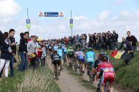 55 kilomètres de pavés à Roubaix