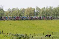 Le peloton aux Pays-Bas