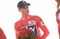 Peter Kennaugh leader de la Vuelta