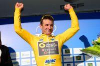 Thomas Voeckler retrouve un maillot jaune