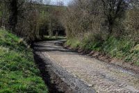 Décor typique de Paris-Roubaix