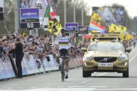 Sagan remporte un duel de titans