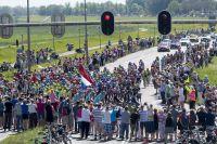 Succès populaire inouï pour le Grand Départ du Giro aux Pays-Bas