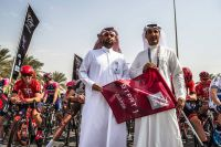 Départ du Tour du Qatar 2016