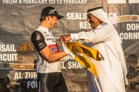 Edvald Boasson-Hagen s'empare du maillot or