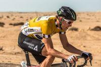 Edvald Boasson-Hagen chasse dans le désert