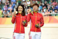 Jinjie Gong et Tianshi Zhong