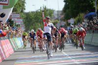 Roger Kluge surprend les sprinteurs à Cassano d'Adda