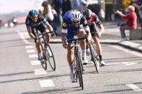 Tom Boonen démarre dans les rues de Roubaix