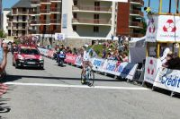 Rémy Rochas remporte la 2ème étape de la Ronde de l'Isard