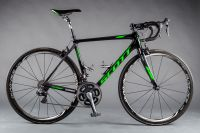 Le Scott Addict d'Orica-GreenEdge