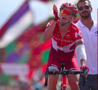 Sergey Lagutin remporte la 8ème étape du Tour d'Espagne 2016