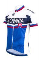 Le maillot Santini de l'équipe de Slovaquie