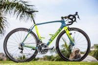 Le Specialized Tarmac de Tinkoff