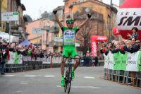Stefano Pirazzi vainqueur