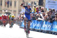 Stijn Vandenbergh résiste au retour des sprinteurs à Valence