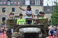 Peter Sagan et Alberto Contador débarquent sur le Tour