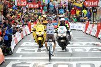 Romain Bardet s'impose au Bettex