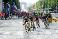 Direct Energie roule sur les Champs
