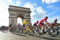 Chris Froome conquiert son troisième Tour de France