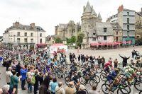 Le Tour de France traverse la Bretagne