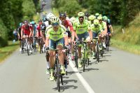 Tinkoff défend le maillot jaune