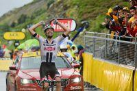 Tom Dumoulin vainqueur à Andorre-Arcalis