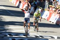 Jarlinson Pantano gagne devant Rafal Majka