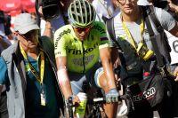 Alberto Contador cède encore du terrain au Lioran : 33 secondes